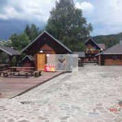 Chalupa, rekreačný domček 1800m2, kompletná rekonštrukcia