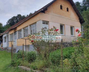 Predaj vidieckeho rodinného domu vo Vígľašskej Hute Kalinke /okres Detva/