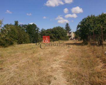 Pozemok Blatná na Ostrove na predaj, s možnosťou výstavby rodinných domov