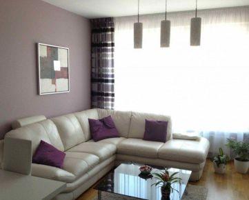 Ponúkame na prenájom 2-izbový novo zariadený byt v novostavbe EDEN PARK v Ružinove na Drieňovej ulici vo vyhľadávanej lokalite Ružinova.
