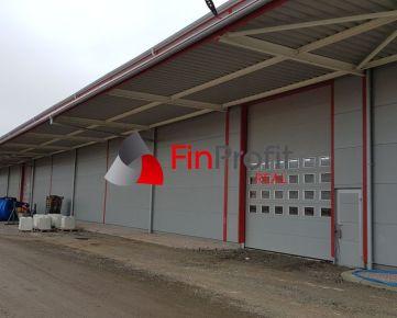 Prenajmem halu na sklad, výrobu, Nitra - západ R1A.