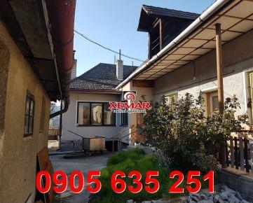 na predaj  rodinný dom v obci Hliník nad Hronom