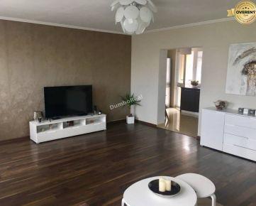Nadštandardný 3 izbový byt s veľkou terasou , 214 m2 , Rovinka