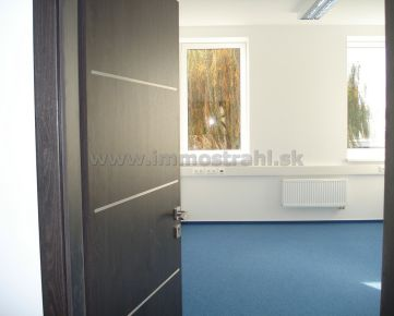 Nebytové administratívne priestory od 64 m2 (78m2, 90m2, 350m2, 380m2) na predaj v budove Air Offices - Pestovateľská ulica v Bratislave