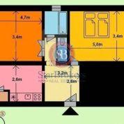 2-izb. byt 76m2, čiastočná rekonštrukcia