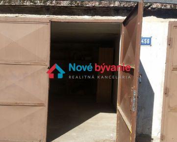 Predaj garáže 18 M2 NITRA - širšie centrum