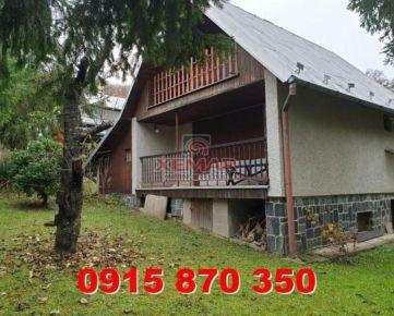 Na predaj murovaná chata v rekreačnej oblasti Ružiná