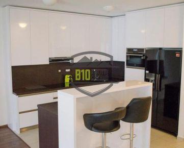 VIDEO - Prenájom LUXUSNÝ 4 izbový byt v Euro Home Residential Complex ŽILINA, Bôrik