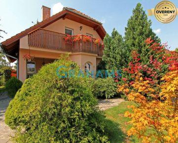 GRAHAMS - PREDAJ, 4 izbový rodinný dom s garážou, Pezinok