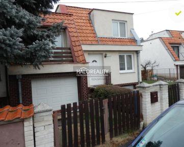 HALO REALITY - Predaj, rodinný dom Trnava, Modranka, Bosniacka