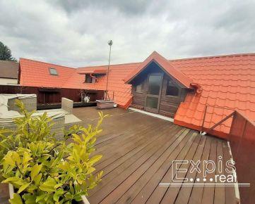 PREDAJ priestranný rodinný dom s 3 bytovými jednotkami Bratislava Prievoz EXPIS REAL