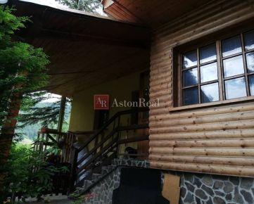 Predaj: Rodinný dom / chata v príjemnom prostredí, 880 m2, RIEČKA - BB