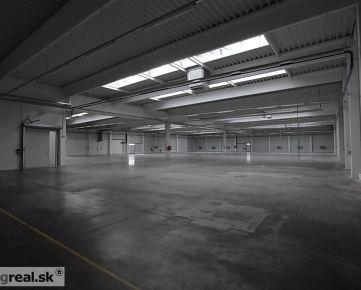 Moderná výrobno-skladová hala s kanceláriami a veľkým pozemkom na predaj – Pezinok / Modern production-warehouse hall with offices and spacious land plot for sale – Pezinok 18km from Bratislava