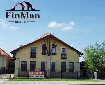Budova na bývanie i na podnikanie