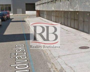 Na predaj dvojgaráž v Podunajských Biskupiciach, 25m2