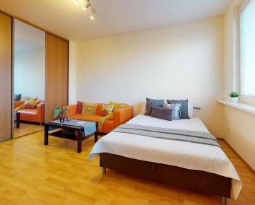 Plickova ul. - 1.izb. byt vo vyhľadávanej lokalite