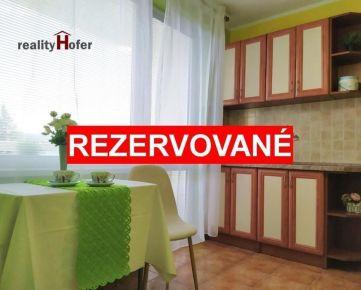 Zrekonštruovaný 2 izbový byt s loggiou, Sídlisko III, Prešov