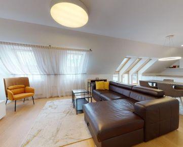 CASMAR RK – ponúka na prenájom nadštandardný 4 izb. byt v centre, Jerichova ul.