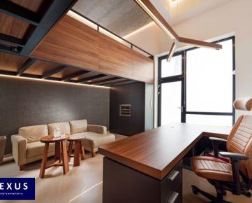 Predaj, veľmi pekný kompletne zariadený loftový kancelársky priestor v novostavbe ZIPAVA, CENA VRÁTANE ZARIADENIA