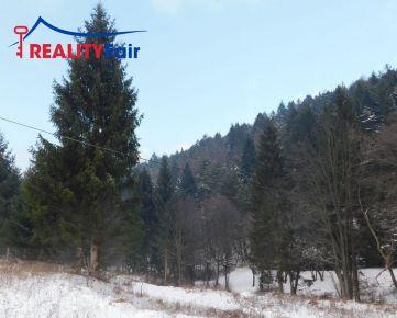 Predaj rekreačného pozemku pri Martine - Bystrička