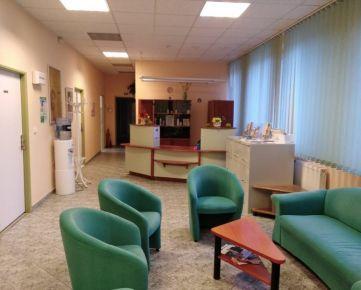 360 m2 priestorov pre Medicínske centrum v Bratislave, parking