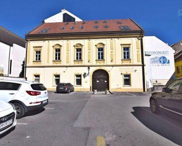 Prenájom administratívnej budovy, 719 m2, ul. Mäsiarska