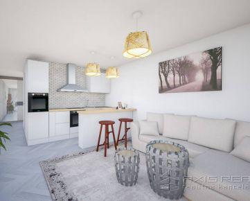 1-izbový byt, PREDZÁHRADKA, NOVOSTAVBA Anna Park, Miloslavov