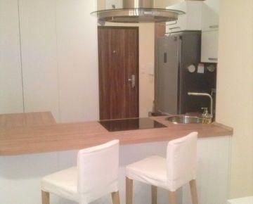 Prenájom 2 izbový byt NOVOSTAVBA, Lužná ulica, Bratislava V. Petržalka
