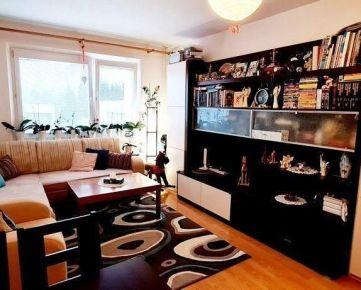 Predáme 2 izb. byt, Žilina - Vlčince IV, exkluzívne v R2 SK.