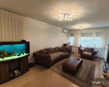 VIVAREAL* NOVÁ CENA!! KRÁSNY 3 izb. byt v 8 r. novostavbe, plocha cca78m2, 2x park. miesto, Kazanská ul. Bratislava