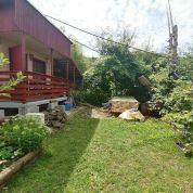 Záhradná chata 14m2, pôvodný stav