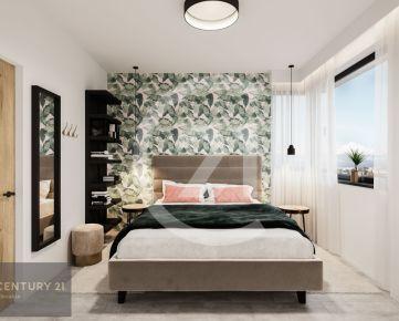 2-izbový byt v NOVOSTAVBE v POPRADE