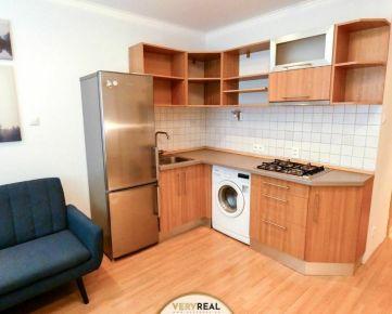 Kompletne zariadený 2-izbový byt
