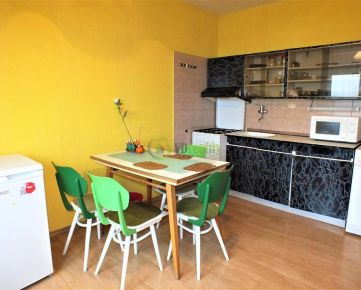 INVESTIĆNÝ BYT Predaj 1 izb byt Nitra