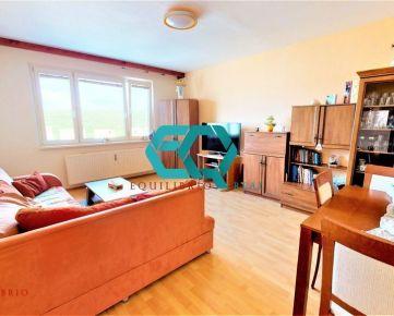 REZERVOVANÝ - Priestranný 3-izb byt v meste Košice - Ťahanovce