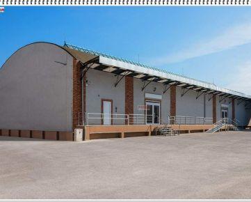ID 2580  Prenájom: sklad s rampou, 350 m2,  Žilina