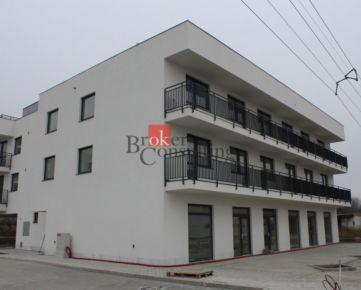 1 izbový byt,  Modranka, predaj  novostavby, projekt Štvorlístok v Modranke