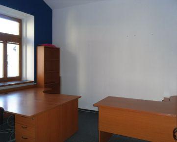 Na prenájom pekné kancelárske priestory+zázemie, Košice centrum