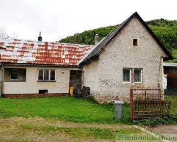 Dom na predaj v krásnej obci Liptovské Revúce