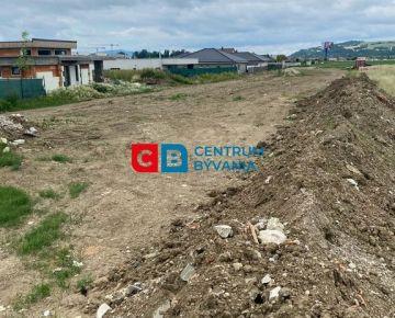 Exkluzívne Ponúkame na predaj stavebný pozemok v Trenčíne časť Záblatie