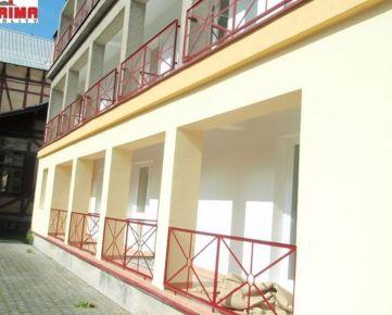 ID: 2542  Predaj: Polyfunkčný objekt, dom pre seniorov .... (liečebný dom) v kúpeľnej obci Ľubochňa.