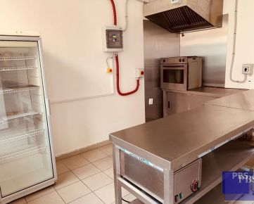 --PBS-- +KOMPLET profesionálne zariadený priestor pre FAST FOOD a výrobu v centre mesta - SVATÉHO PASÁŽ+