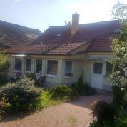 Rodinný dom 90m2, čiastočná rekonštrukcia