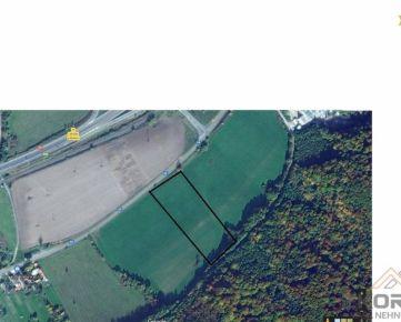 EKOREAL–Lehôtka pod Brehmi POZEMOK–vhodný aj na výstavbu RD-len 12€/