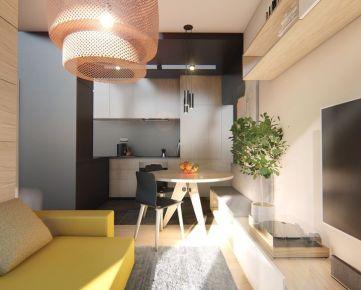 2-3 -izbový byt v novostavbe Retro - centrum 5.05