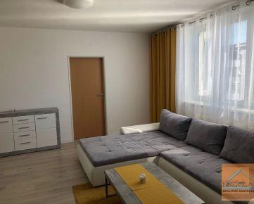 Prenájom zariadeného 2-izbového bytu v Novostavbe, ul. Píniová, BA II - Vrakuňa