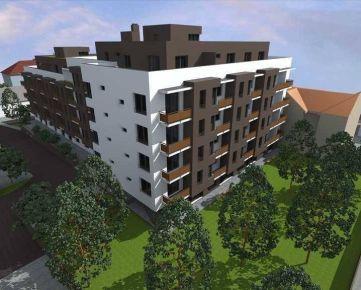 Predaj 1 izbového bytu s terasou v novostavbe Skuteckého