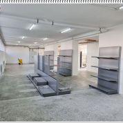 Obchodné priestory 400m2, kompletná rekonštrukcia