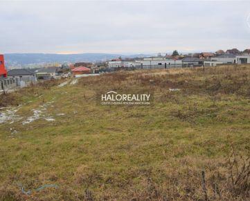 HALO REALITY - Predaj, pozemok pre rodinný dom 661 m2 Prešov, Šalgovík