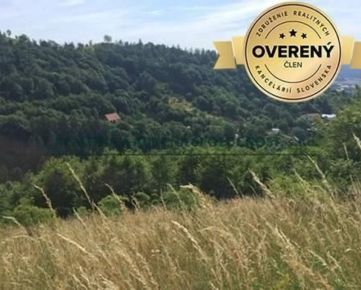 Banská Štiavnica - stavebný pozemok na hranici lesa - 600m od centra